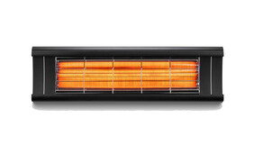 Veito Aero 2500W Black Heater