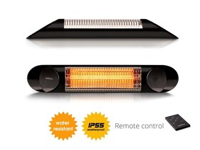 Veito Blade MINI Black Heater